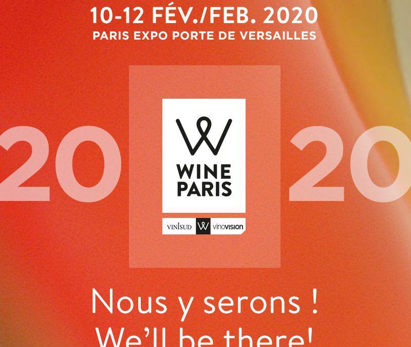 #WINEPARIS 2020